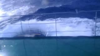 РАБОТА В МОРЕ!!!Шторм...5 милЬ от берегов Ливии