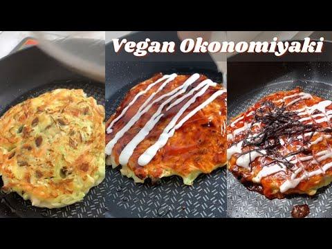 Vegan Okonomiyaki | My TikTok Recipe