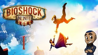 COLUMBIA   BioShock: Infinite Remastered (The Collection)   Part 1   Gameplay Walkthrough PS4 Xbox 1
