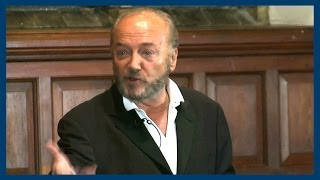 Tyrants and Imperialism | George Galloway | Oxford Union