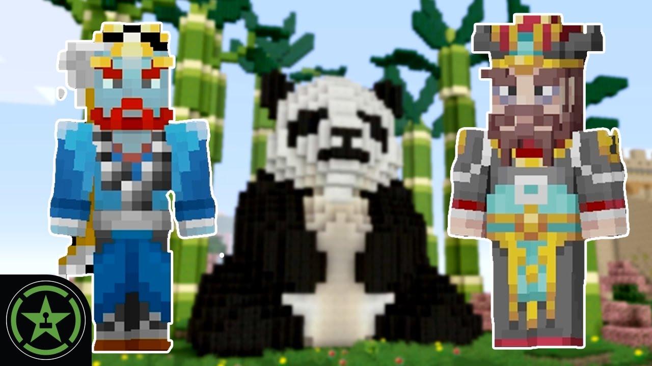 Let's Play Minecraft: Ep  229 - Chinese Mythology - YouTube