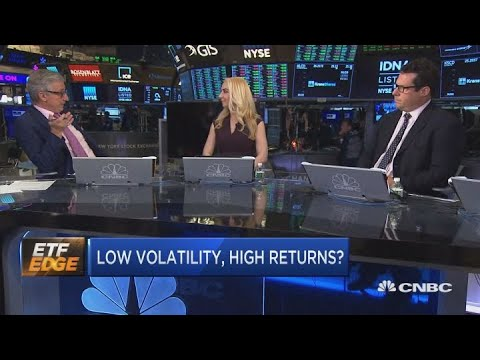 Low-volatility, High Returns? 3 ETFs That Take Advantage Of Market Uncertainty