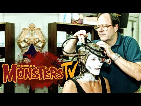 Michael Westmore Interview Part 2 - Famous Monsters TV