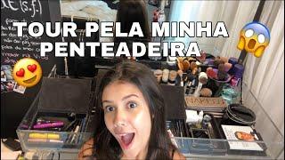 TOUR PELA MINHA PENTEADEIRA TUMBLR!!!