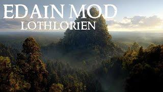 "BFME2 - Edain Mod 4.2 Beta - Lothlorien! ""Elven Grace is Upon You"""