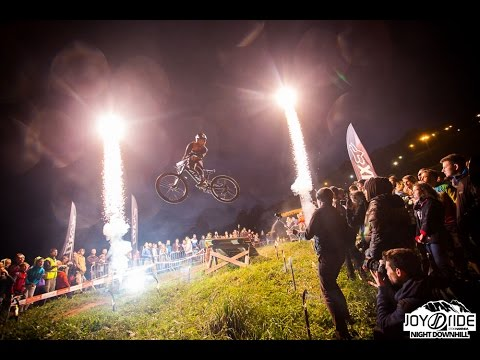 Joy Ride Night Downhill 2016 - Official video