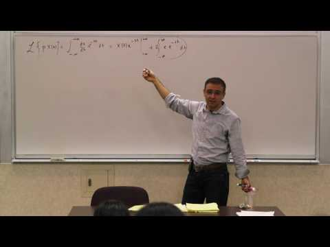 029. Laplace Transform Summary: Definition, Properties