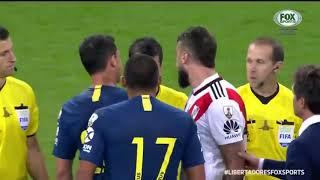 Download Video River 3 - Boca 1 Copa Libertadores 2018. Gol Pity Martinez Portugués MP3 3GP MP4