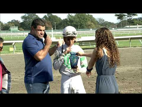 video thumbnail for MONMOUTH PARK 10-13-19 RACE 5