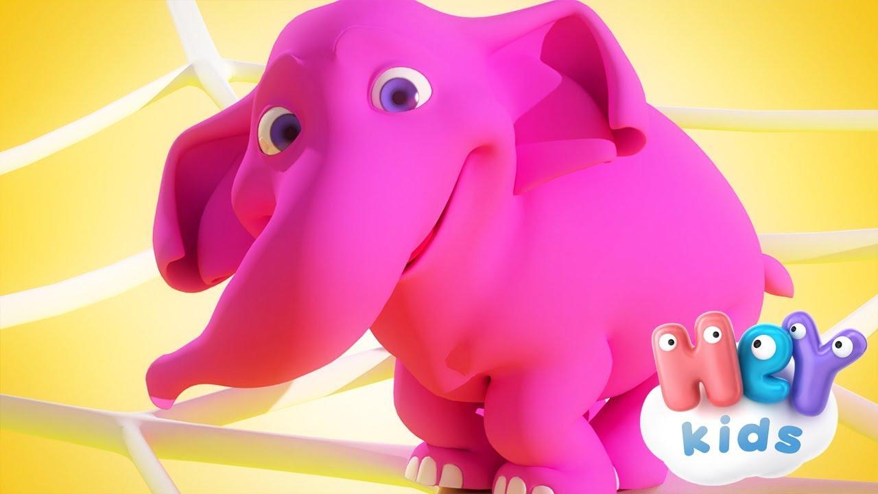 Download Egy Elefánt gyerekdal 🐘 HeyKids - Gyerekdalok és mondókák