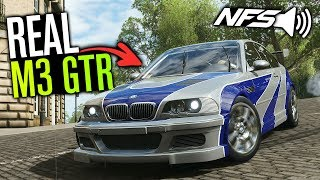 The REAL BMW M3 GTR IS HERE?! | Forza Horizon 4