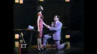 "Snippet of Sarah Jessica Parker and Matthew Broderick in ""How to Succeed in Business . . ."""