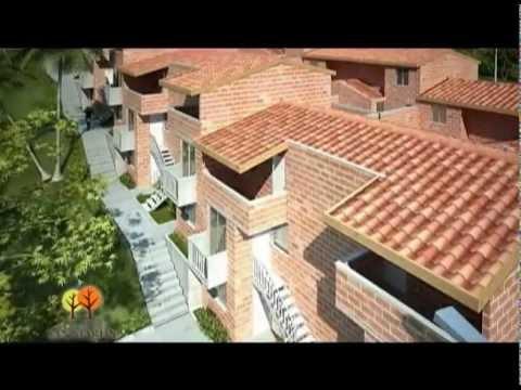 Proyecto de casas en medell n san martin youtube for Proyectos de casas