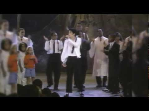 Michael Jackson - Dangerous/You Are Not Alone (25th Soul Train Music Awards 1995)