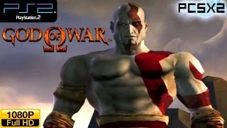 God of War - PS2 Gameplay 1080p (PCSX2)