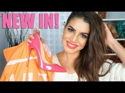 Comprinhas: Maquiagens e sapatos novos!