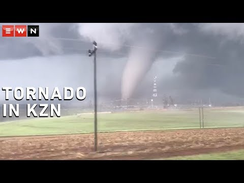 Video Goes Viral Of Alleged Tornado In KZN