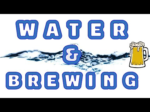 WATER Adjustments For Brewing BEER + PH - Extract & All Grain - Part 1