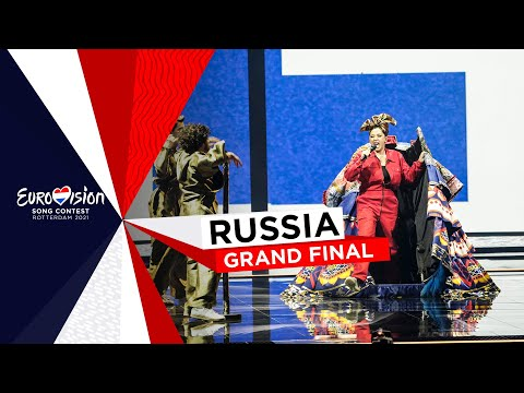 Manizha - Russian Woman (Евровидение 2021 финал, Live)
