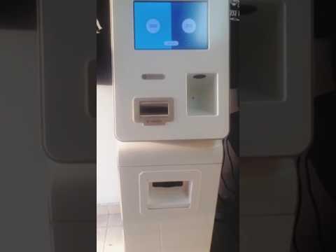 Retirar Dinero Real De Un Cajero  Bitcoin