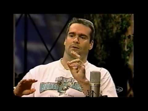 HENRY ROLLINS - RARE INTERVIEW
