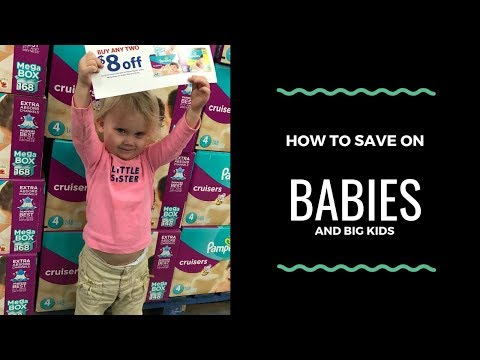 How to Save on Babies & Big Kids + Live Q&A