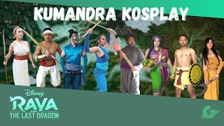Kumandra Kosplay - A Raya and The Last Dragon Cosplay Group