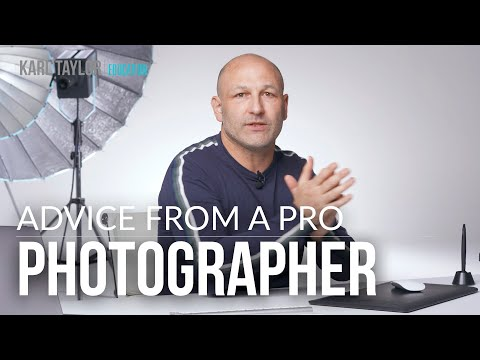 How to become a professional photographer [7 Steps to maximise your chances of success]