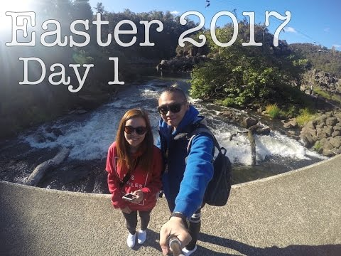 Tasmania, Australia: [Easter 2017] Day 1 Launceston