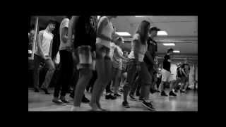 Отбор профессиональных танцоров