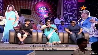 ஆண் பெண் ஆக மாரி கலக்கிய Kalakka Povathu Yaaru