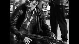 Salvatore Striano nella parte del Piranha. MILIONARI (2014)
