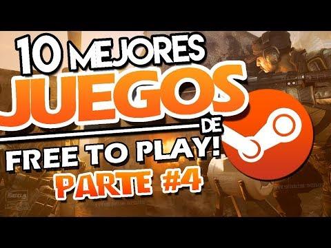 TOP 10 Mejores Juegos De STEAM Para PC (GRATIS) 2019 | 10 Mejores Juegos FREE TO PLAY De STEAM [#4]