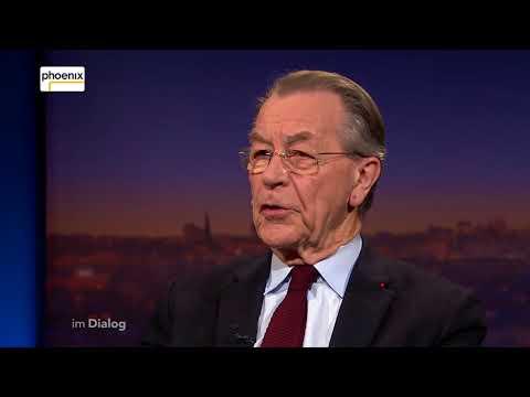 Im Dialog: Michael Krons mit Franz Müntefering vom 02.02.2018