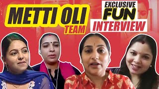 Metti Oli Sisters First Time ever interview