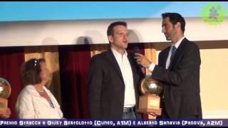 17-07-2013: Premio Stracca 2012-2013 a Giusy Bertolotto e Alberto Sanavia