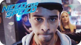 SPIKE ME QUIERE PEGAR Y EDDIE SE PICA!! | NEED FOR SPEED | Flowstreet
