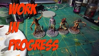 Work in Progress: Kingdom Death: Monster Part 2