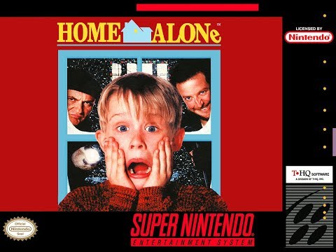 Are the Home Alone SNES Games Worth Playing Today? - SNESdrunk