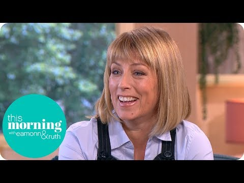 Fay Ripley Has an AntiNudity Clause for Cold Feet  This Morning