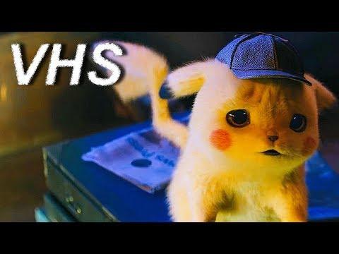 Покемон: Детектив Пикачу - Трейлер на русском - VHSник
