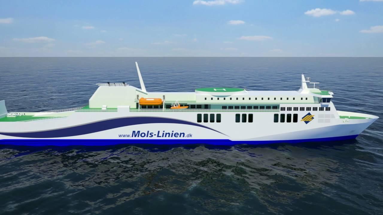 mols linien ferry