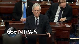 Sen. McConnell rejects GΟP challenge to confirming Electoral College vote l ABC News