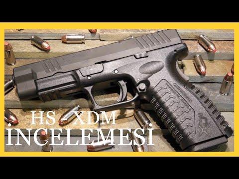HS-9 ve Glock 19'u Karşılaştırdık.