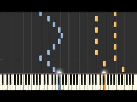 Stranger Things Main Theme (Lucas King) - Piano Sheet Music