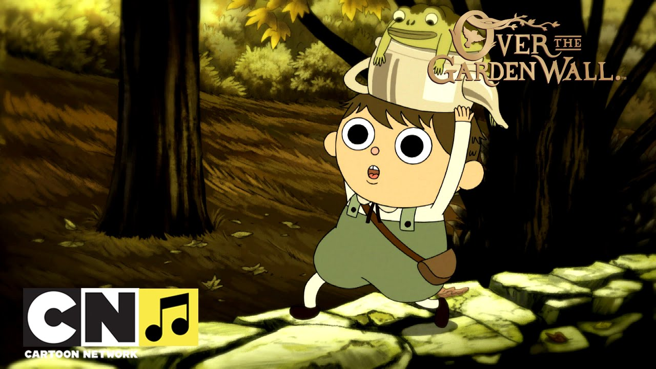 Over The Garden Wall Adelaide Parade Cartoon Network Youtube