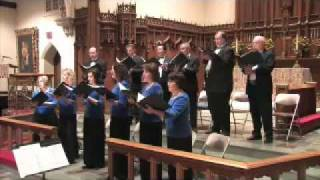 erie renaissance singers ave maria josquin des pres and sing joyfully william byrd