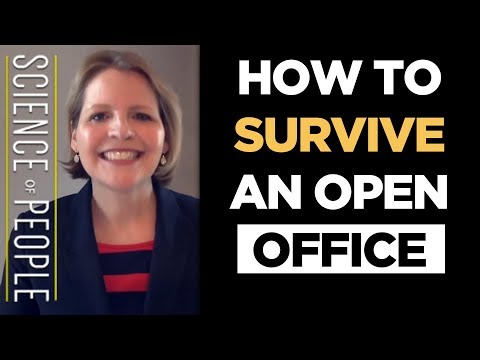 How to Survive an Open Office as an Introvert with Shelly O'Donovan