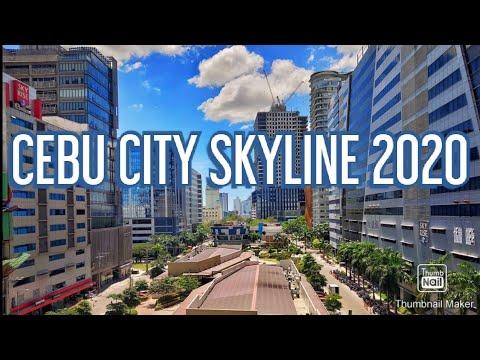 Cebu City 2020 Skyline / Philippines 🇵🇭
