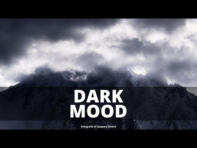 Paesaggio effetto Dark Mood - Photoshop TMPanel Mood Pro